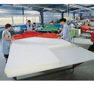 Tapiz flexible de espuma densa a medida grosor: 7 cm el m²