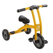 Triciclo zafiro para niños de más de 3 años la unidad