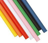 Maxi rollo de papel color 85 gr l: 1,22 m - a: 3,6 m la unidad
