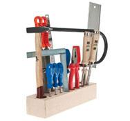 Herramientas básicas para madera opitec