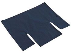 Funda almohadilla de lino
