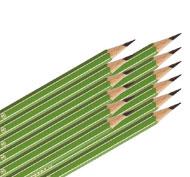 Eco-productos lápices de grafito hb 100 % fsc los 12