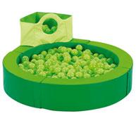 Zona de juegos para bebñes Piscina de pelotas la olla el conjunto