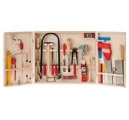 Caja grande de herramientas pebaro profi