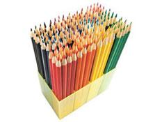 Lápices de colores los 144