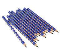 Lápices grafito ergonómicos los 12