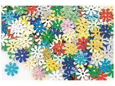 Lentejuelas agujereadas las flores unos 4000