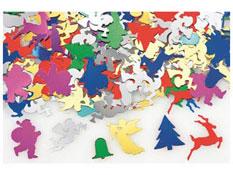 Lentejuelas navidad unos 4000
