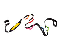 Cuerdas de paseo color ¡para 6 niños! la unidad