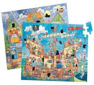 Maxi lote puzzle mágico lote de 2