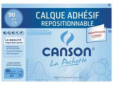 Estuches papel calco adhesivo reutilizable 70 g a4 la unidad