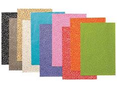 Hojas de papel decopatch mosaicos lote de 30