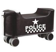 Correpasillos zapiespuma policía la unidad