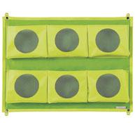 Organizador visio 6 bolsillos para mueble altura: 51 cm la unidad
