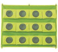 Organizador visio 12 bolsillos para mueble altura: 81 cm la unidad
