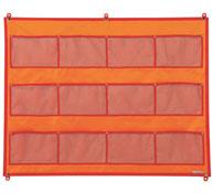 Organizador red  12 bolsillos para mueble altura: 81 cm la unidad