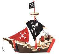 Barco pirata Ze pirate boat la unidad
