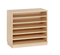 5 shelves basic unit