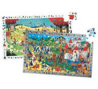 Maxi lote puzzle cenefa los 2