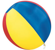 Balón gigante multicolor ø75 cm la unidad