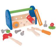 Caja de herramientas el conjunto