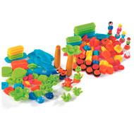 Maxi lote juego de construcción bristle blocks el conjunto
