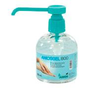 Jabón hidroalcohólico Aniosgel 300ml