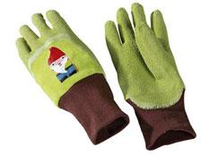 Herramientas de jardinería modelos pequeños par de guantes la unidad