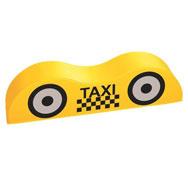 Decomódulos el coche taxi la unidad