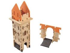 Castillo fuerte para construir torreón luis el peón el conjunto