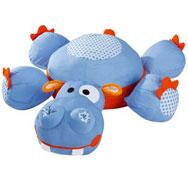 Muñeco mullido gigante sam el hipopótamo la unidad