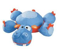 Cojín gigante sam el hipopótamo la unidad