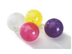 Bolas sensoriales luminosas los 4