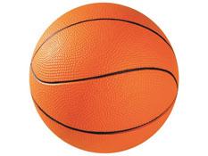 Balón de deporte de espuma alta densidad  baloncesto la unidad