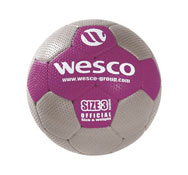 Balón de balonmano suave y de buen agarre tamaño 3 la unidad