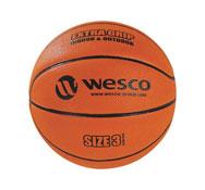 Balón de baloncesto extra agarre interior - exterior tamaño 3 la unidad