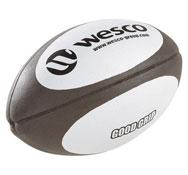 Balones de rugby buen agarre  tamaño 5 la unidad