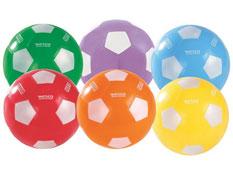 Balón de fútbol junior maxi lote balón de fútbol junior t4 lote de 6