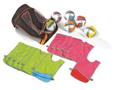 Kit entrenamiento de voleibol el conjunto