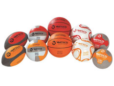 Balones de juego multiesport lote de 10