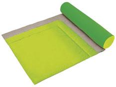 1 travesaño alfombra cocoon - confort mullido la unidad