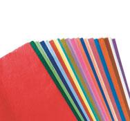 Hojas de papel de seda los 200