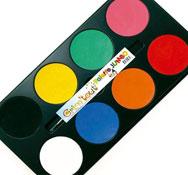 Paleta de 8 colores de maquillaje la unidad
