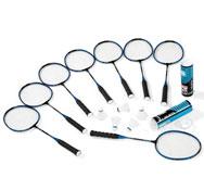 Kit bádminton raqueta junior  para 8 niños el conjunto