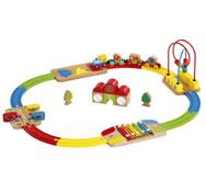 Circuito de tren multiactividad el conjunto