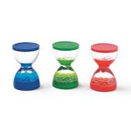 Mini reloj de arena sensorial  gel los 3