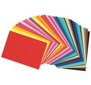 Hojas de papel diferentes gramajes los 50