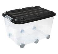 Caja de almacenaje 60 litros la unidad