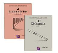 El caramillo ( flauta) LIBRILLO