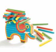 Juego de equilibrio el elefante el conjunto